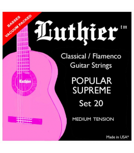 Juego Luthier Set 20