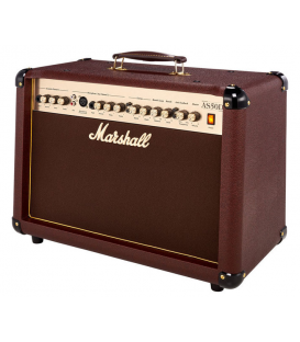 AMPLIFICADOR AS50D COMBO MARSHALL ACUSTICO 50W