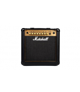 AMPLIFICADOR MG15GFX COMBO MARSHALL MG GOLD