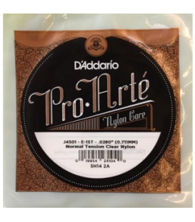 1ª CUERDA DADDARIO PRO ARTE TENSION NORMAL J4501
