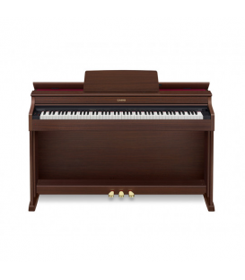 PIANO DIGITAL CASIO CELVIANO AP-470 BN MARRON