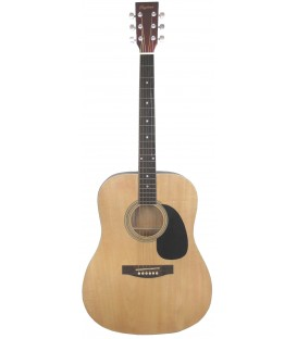 Guitarra Acústica Daytona A-411 Natural Brillo